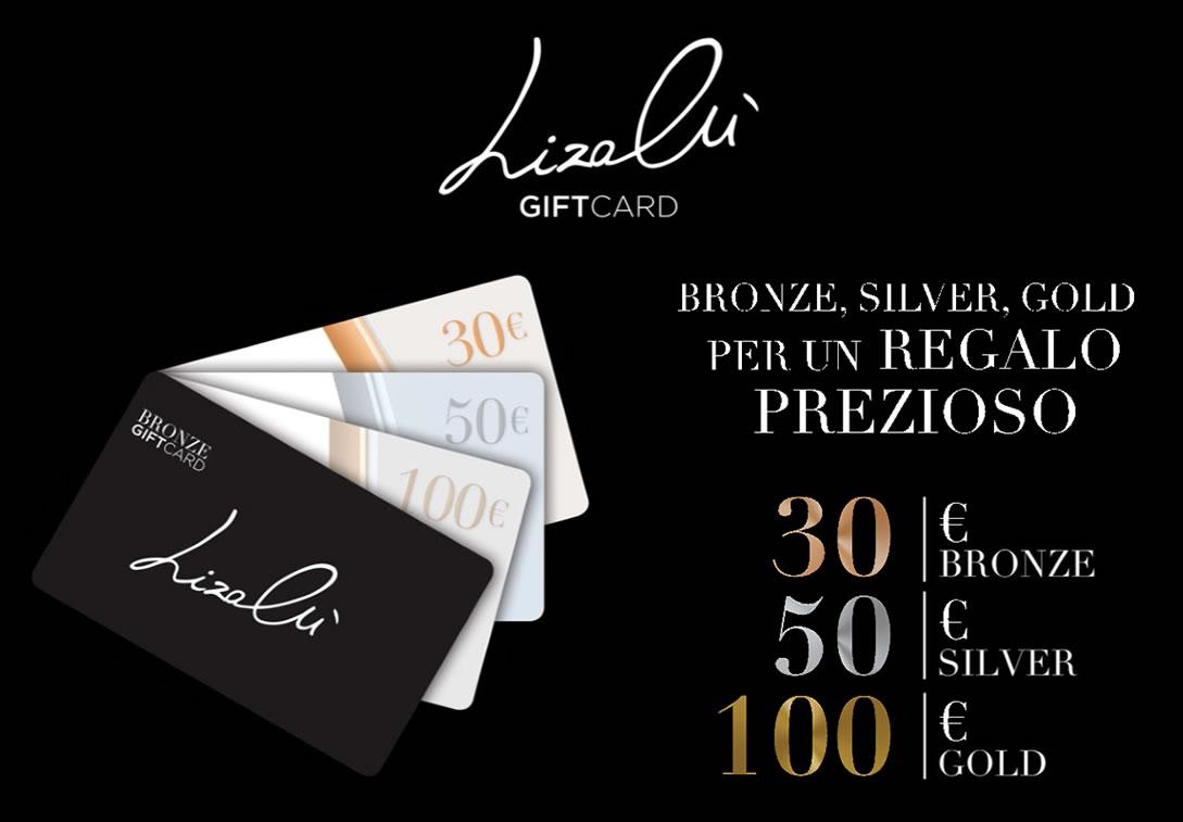 Lizalù - Gift Card